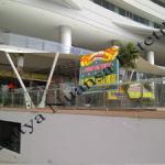 Tenda Membrane Hypar | Kanopi  D'Stupid Baker-Surabaya