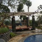 Tenda Membrane Hypar   Kanopi   Vila Bogor