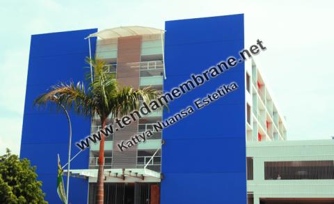 Tenda Membrane – Tenda Membran HI Jakarta