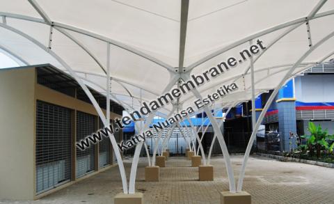 Tenda Membrane – Tenda Membran Kantor Gading Serpong Tangerang
