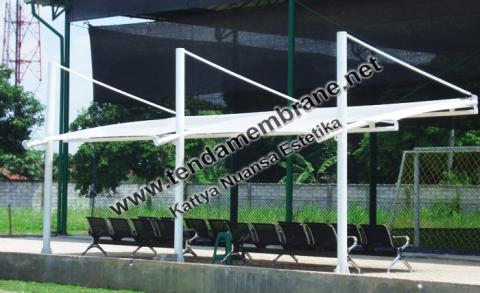 Tenda Membrane – Tenda Membran Lapangan Futsal Cibinong Bogor