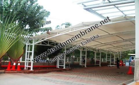 Tenda Membrane – Tenda Membran PIK Jakarta