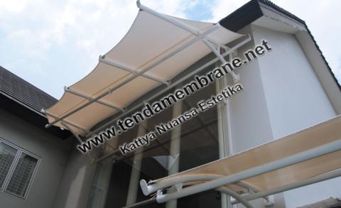 Tenda Membrane – Tenda Membran Rumah Kemang Jakarta