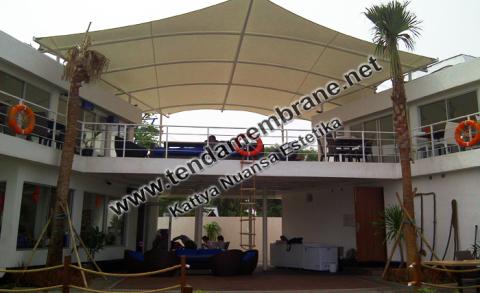 Tenda Membrane – Tenda Membran Takigawa Ancol Jakarta