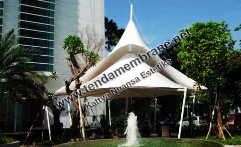 Tenda Membrane – Tenda Membran Astra Internasional Jakarta