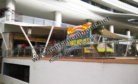 Tenda Membrane – Tenda membran D'Stupid Surabaya
