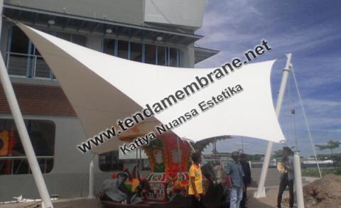 Tenda Membrane – Tenda Membran KFC Manado